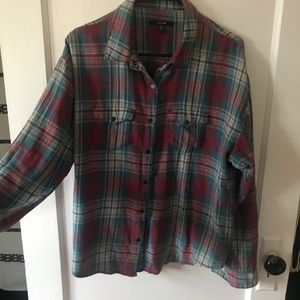 JOES JEANS flannel